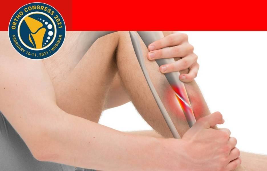 5-я Ежегодная конференция по ортопедии, ревматологии и остеопорозу. 22-23 апреля 2021 г. Вебинар
